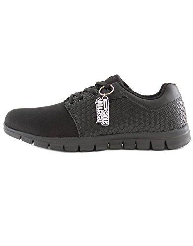 Reservoir Shoes - Basket fashion homme Reservoir Shoes Sancho Noir Noir