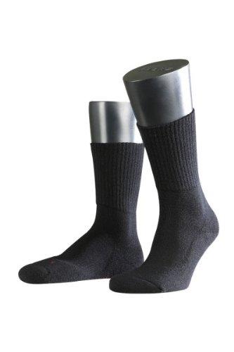 Falke Socken Walkie Light, Schwarz, 42-43 (Merinowolle Socken Leichte)