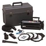 Daten-Vac DV3ESD1 ESD-Safe Pro 3 Professional Cleaning System mit Tasche, Schwarz