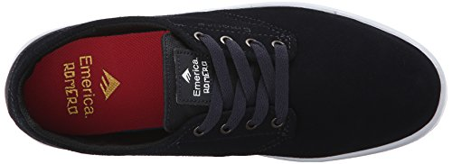 Emerica Laced By Leo Romero-M, Baskets mode homme Bleu - Navy