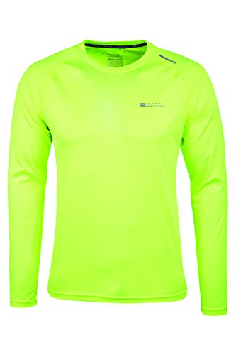 mountain-warehouse-t-shirt-homme-iso-viz-sport-manches-longues-respirant-isocool-jaune-l