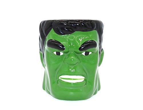Taza 3D Hulk de Los Vengadores