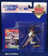 (Cecil Fielder Action-Figur – 1995 Edition Startlineup MLB Baseball Sports Sammlerstück)
