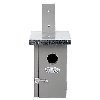 Esschert design NK38G Wren Nesting Box - Grey 7