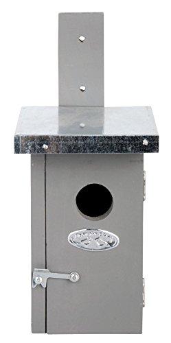 Esschert design NK38G Wren Nesting Box - Grey 1
