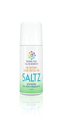 SALTZ Rodar Roll-On desodorante ecológico 100% natural