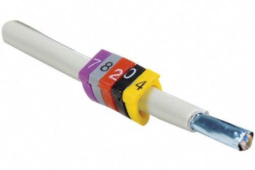 dexlan-anelli-di-marcatura-per-cavi-con-diametro-6-7mm-confezione-da-100-pezzi-colori-vari