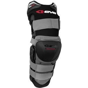 EVS SX02 Knee Brace , Size: XL, Distinct Name: Black, Primary Color:...