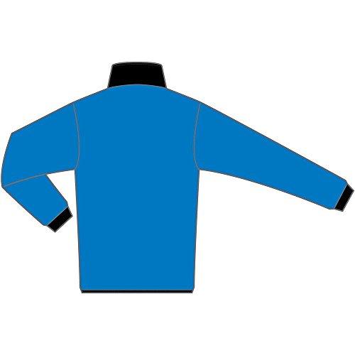 Puma 654383 Esqua Veste Homme bleu/noir