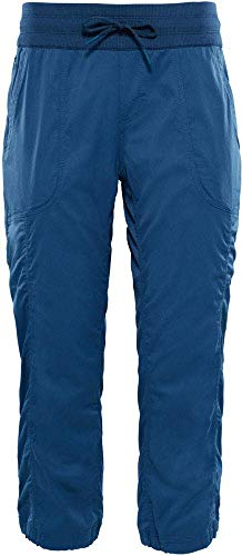 THE NORTH FACE W Aphrodite Damen-Caprihose S Blue Wing Teal