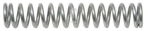 Preisvergleich Produktbild Druckfeder DIN 2097 1, 5 x 15 x 65 mm 8 Stück