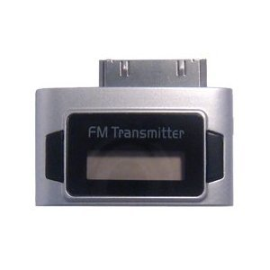smitter für iPhone, iPod Nano, iPod Touch, iPod Classic - Sehr klein - Keine Kabel oder Batterien erforderlich - Silber (5. Gen Ipod Touch-montage)