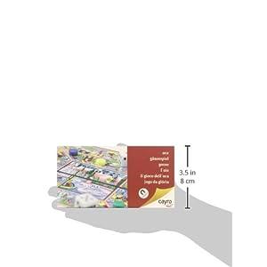 Cayro – Oca Magnético Viaje – Juego Tradicional – Juego de Mesa – Desarrollo de Habilidades cognitivas – Juego de Mesa (403)
