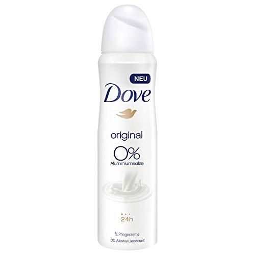 DOVE Original With Vitamin E Body Deodorant 150 mL