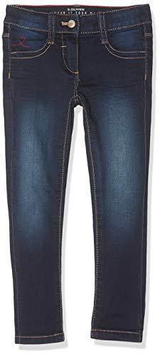 s.Oliver Junior Mädchen 54.899.71.0470 Jeans, Blau (Blue Denim Stretch 57z7), 140 (Herstellergröße: 140/REG)
