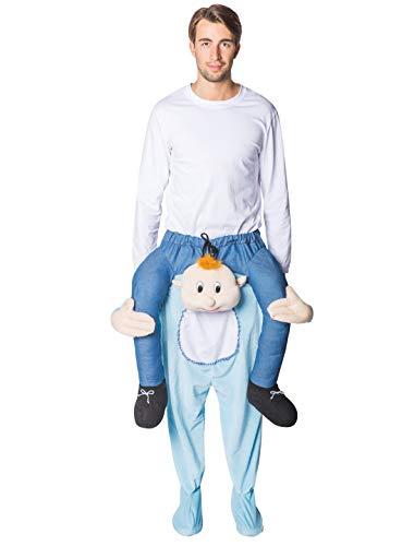 Deiters Huckepack Kostüm Baby one ()