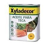Xyladecor 5089088 - Aceite para teca MIEL Xyladecor
