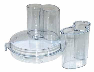 Kit Couvercle Avec Doseur Masterchef Référence : Ms-5867575 Pour Pieces Preparation Culinaire Petit Electromenager Moulinex