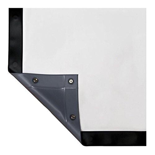 Stumpfl Bildschirme–Monoblox hinten Oberfläche 12,8x 9.8Füße Ersatz Projektor...