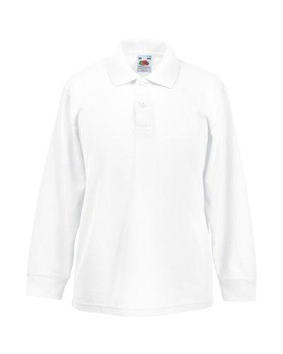 Fruit of the Loom - Sweat à capuche - Femme petit Blanc - Blanc
