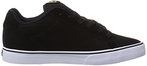 Etnies KIDS FADER VULC 4301000086 Unisex - Kinder Sportschuhe - Skateboarding Black/White