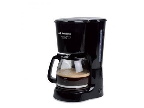 Orbegozo CG4022 - Cafetera (Independiente, Semi-automática, Drip coffee maker, De café molido, Café, Negro)