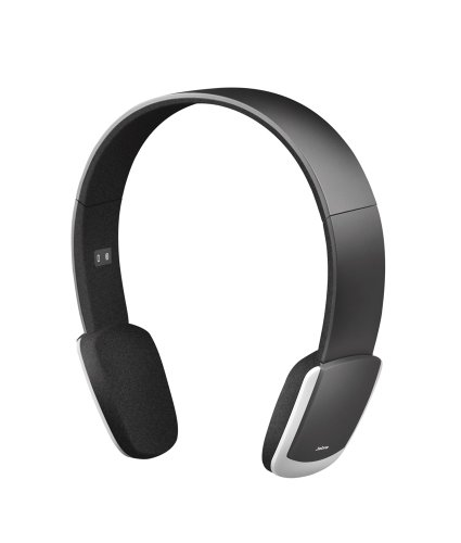 Jabra Halo2 Kabelloses Stereo-Headset (Bluetooth 3.0, Noise Blackout, UK-Stecker) schwarz -