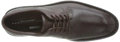 Rockport Rocsportlt Bsn Moc, Chaussures de ville homme Marron (Marron Foncé)