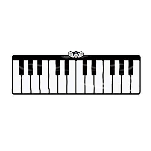 HXGL-Tastatur Kinder Spielzeug Klaviertastatur Gamepad Lernen Gesang Teppich Touch Spielen Krabbeln Matte Über 3 Jahre Alt (größe : B)