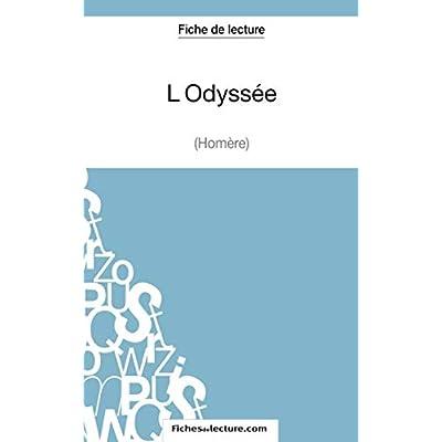 L'Odyssée d'Homère (Fiche de lecture): Analyse complète de l'oeuvre