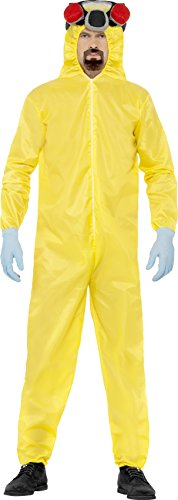 Breaking Bad Walter White Kostüm mit Maske, Größe:XL (Walter White Kostüm Uk)