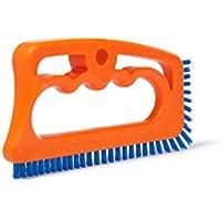 """Cepillo Fugenial """"Fuginator®"""" para limpieza de juntas en baños, cocinas y hogar - Limpia a fondo las juntas de las baldosas y azulejos y elimina el moho superficial - Azul (limpieza universal)"""