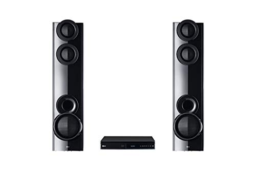 LG LHB675 4.2 Ch 3D Blu-Ray X-Boom Home Theatre, Built-in Subwoofers (Black)
