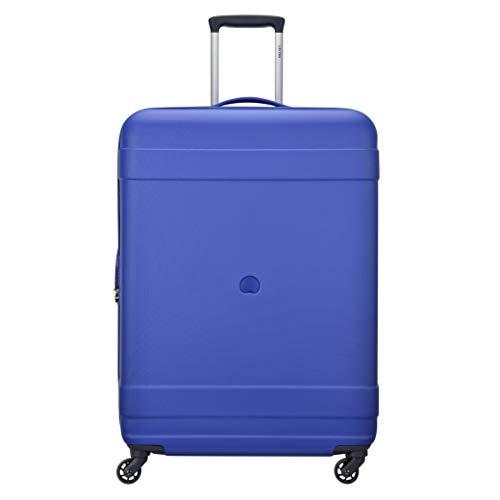 DELSEY PARIS INDISCRETE HARD Valigia, 76 cm, 109 liters, Blu (Bleu Clair)