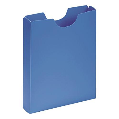 Pagna Schulheftbox A4, hellblau PP