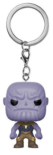 Preisvergleich Produktbild FunKo 27301-PDQ 0 Pop Schlüsselanhänger Figur: Marvel: Avengers Infinity War: Thanos