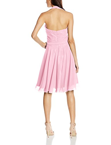 astrapahl Co8002ap, Robe Femme, Medium Rosa (Pink)