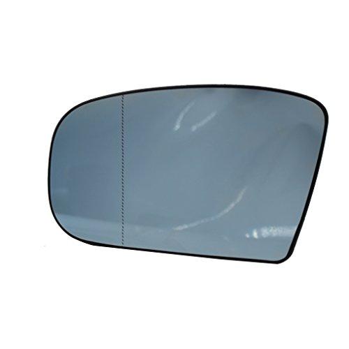 Meisijia 1 Paar rechts mit links Fahrer- und Beifahrerseite Rearview Beheizbare Spiegelglas f¨¹r Mercedes Benz S-Klasse W220 1998-2002
