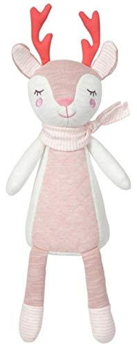 Tiamo gefülltes Rentier Dreamy Deer 30 cm rosa