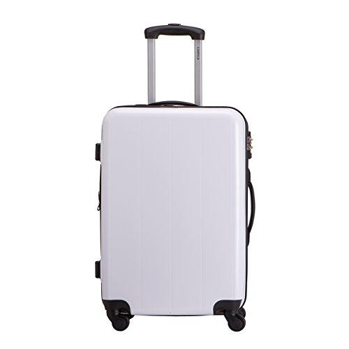 Carpisa-Zero-Trolley-66-cm-595-litri-Bianco