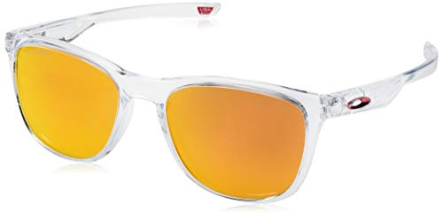 Ray-Ban Herren 0OO9340 Sonnenbrille, Mehrfarbig (Polished Clear), 52