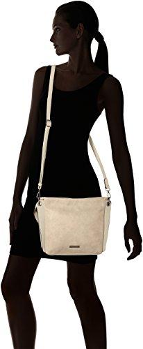 Tamaris - Giusy Hobo Bag S, Borse a spalla Donna Beige (Pepper Comb)