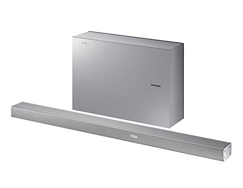 Samsung HW-K551 3.1 Channel Wireless Sound Bar Speakers (Silver)