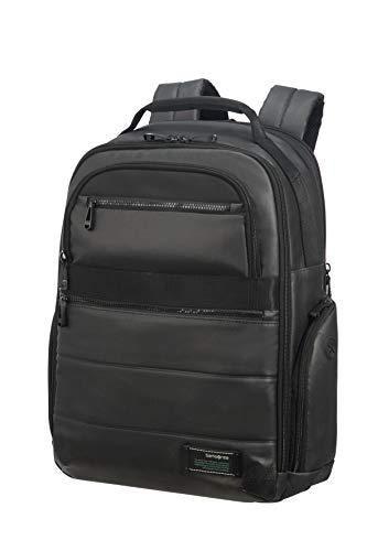 SAMSONITE Cityvibe 2.0 - Large Zaino porta PC, 44 cm, 27 L, Nero (Jet Black)