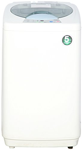 Haier HWM58-020 Fully-automatic Top-loading Washing Machine (5.8 Kg, White)