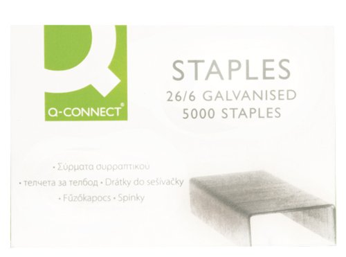 q-connect-26-6-staples-pack-of-5000
