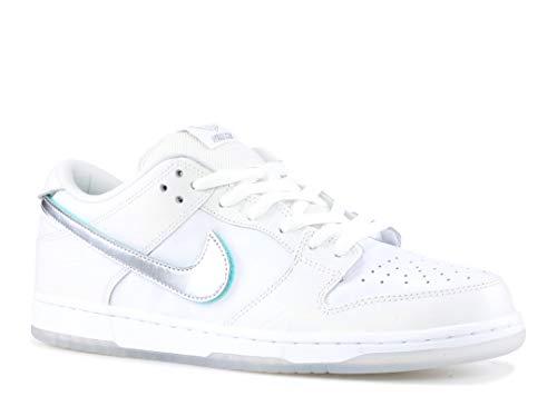 Nike SB Dunk Low PRO OG QS 'Diamond' - BV1310-100 - Size 43-EU -
