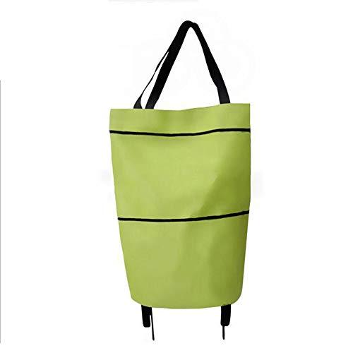 Carro Compra, Shopping Trolley Bag Multifunción portátil