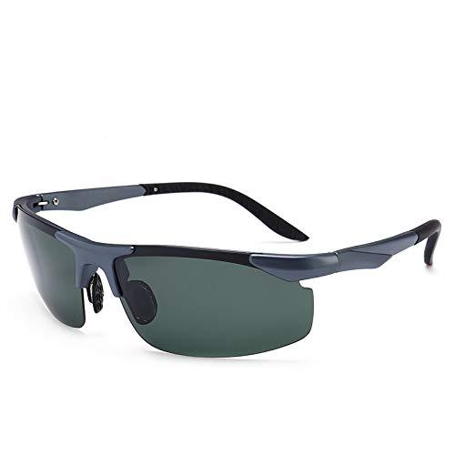 Yangjing-hl Herren Radfahren Sonnenbrille Fashion Outdoor Angeln Polarisierte Brille, 6, Einheitsgröße