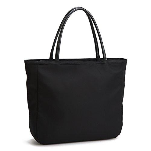 Semplice versatile Oxford nylon impermeabile sacchetto di tela/borsa a tracolla Tote-X X